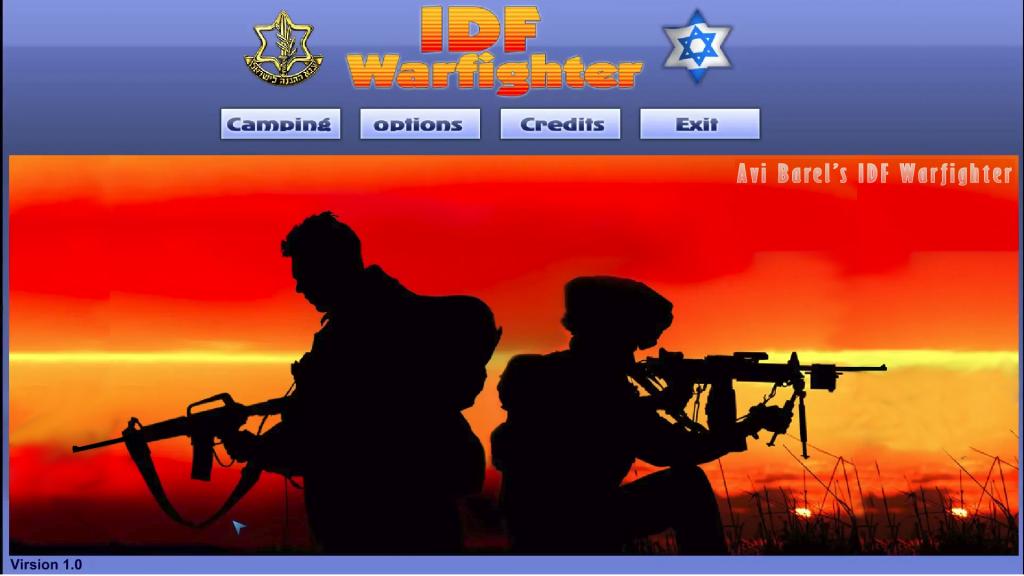 IDF WarFighter Game