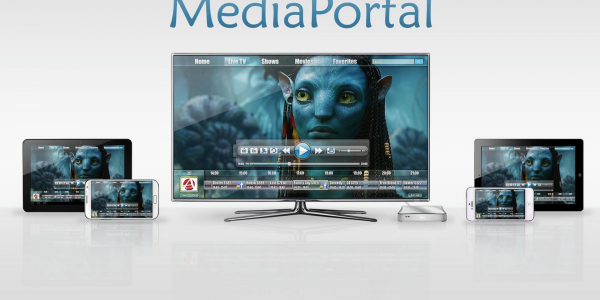 CU MediaPortal (UX/UI)