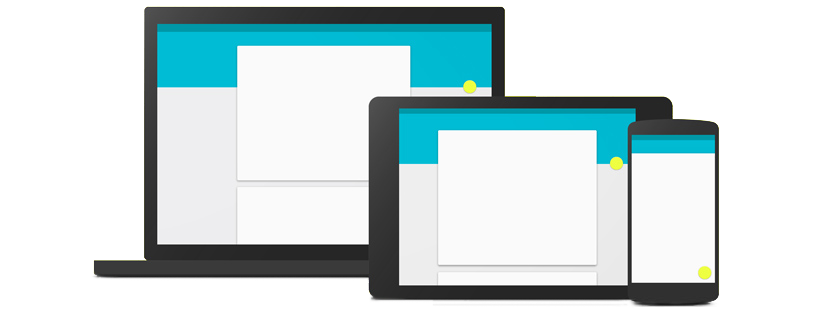 Material Design Lite for websites.