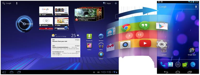 חברת LG חושפת את השינויים ב-UX שלה