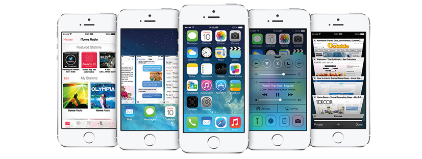 iOS evolution