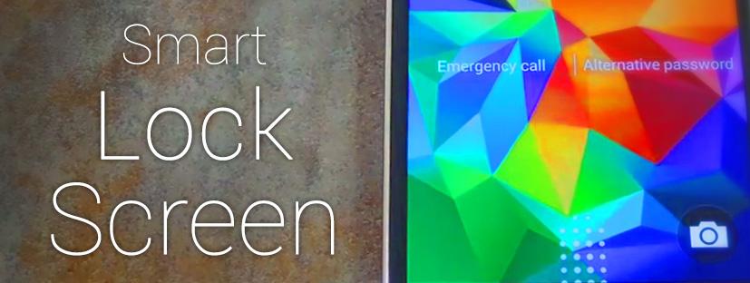 Open sesame – The smartest Lockscreen