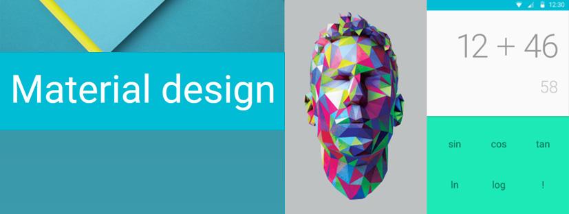 UX – Let's dive into Material Design