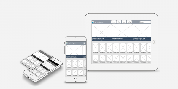 My UX Wireframes Collection