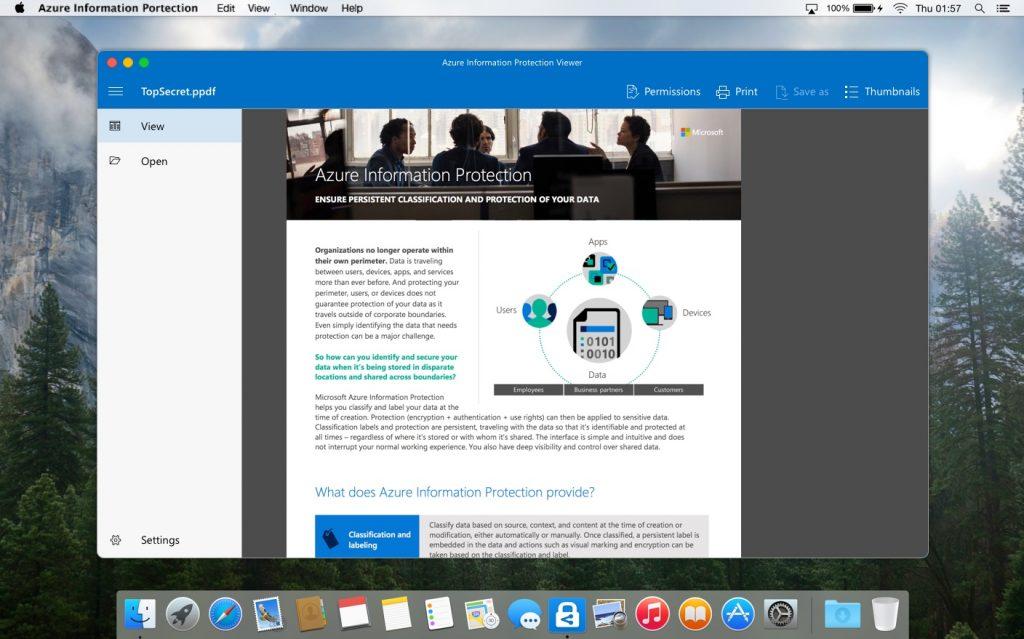macOS App Avi Barel