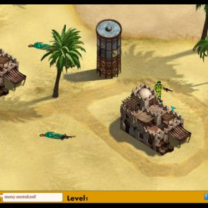 IDF WarFighter - Gaming and HUD