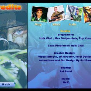 IDF WarFighter - Game menu and UI