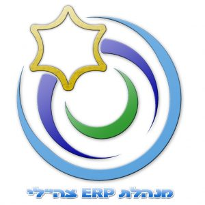 IDF's ERP Management Portal for Air, Land, Sea computer units – Logo and branding.