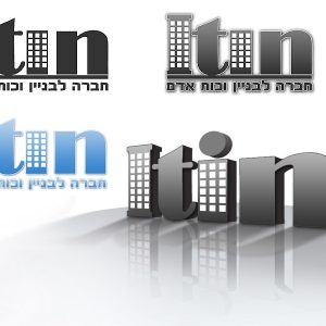 Itin – HR and Real-estate company – Logo design and branding.