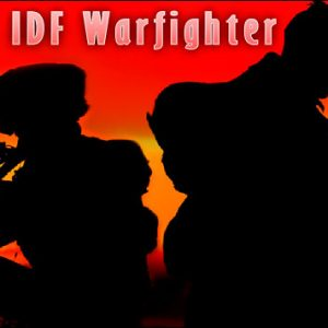 IDF WarFighter - Cover photo and Splash Screen