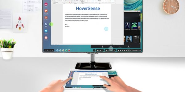 HoverSense: HCI & UX Research