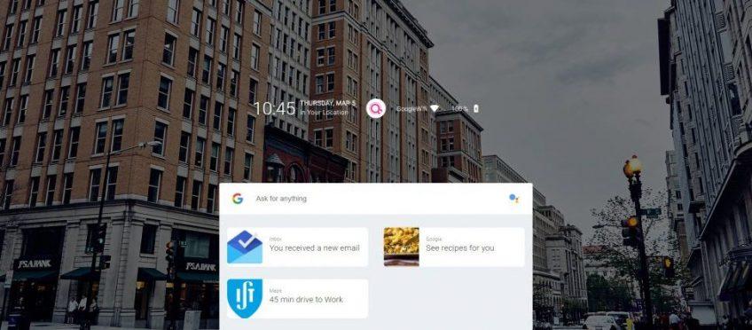 חוויית המשתמש של מערכת ההפעלה הסודית של גוגל