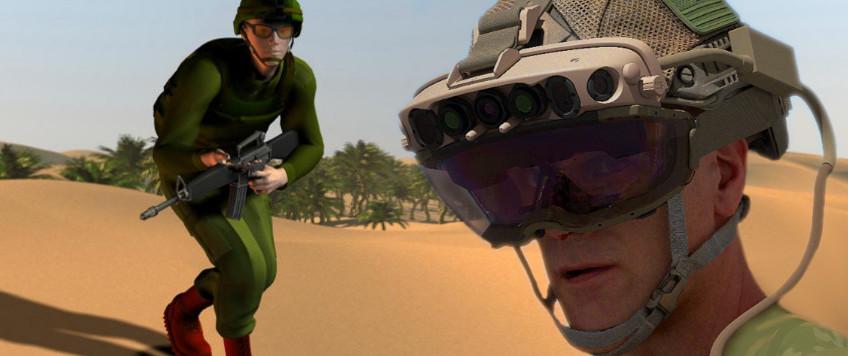 כך ארגונים צבאיים בעולם משתמשים ב-VR\AR להדרכות, לאימונים ושיפור יכולות טקטיות